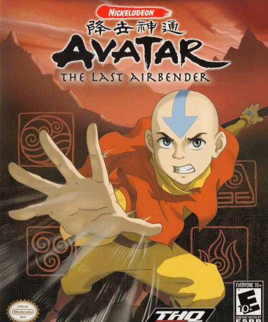 Nickelodeon, Avatar: The Last Airbender, Aang