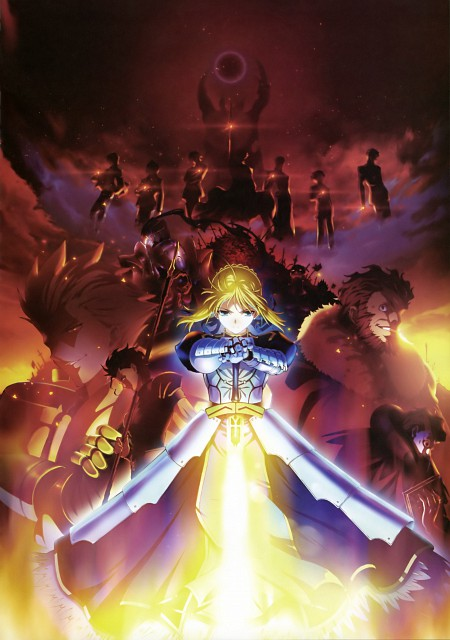 TYPE-MOON, Ufotable, Fate/Zero, Fate/Zero Animation Visual Guide I, Kirei Kotomine