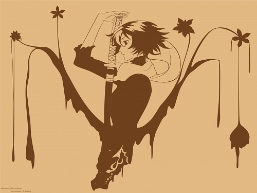 Miwa Shirow, Dogs: Bullets and Carnage, Naoto Fuyumine, Vector Art Wallpaper