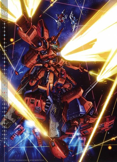 Sunrise (Studio), Mobile Suit Gundam - Universal Century, Mobile Suit Gundam Double Zeta