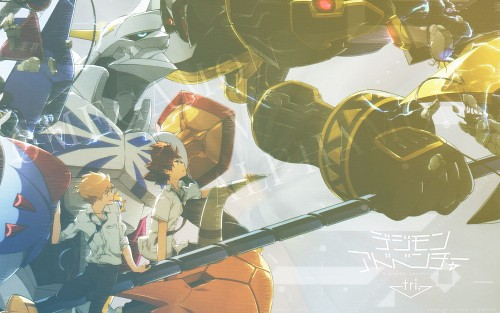 Digimon Adventure Wallpaper