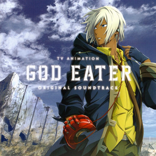 Ufotable, Namco, God Eater, Soma Schicksal, Album Cover