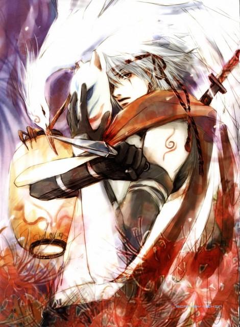 Shel, Naruto, Wind and Clover, Kakashi Hatake, Doujinshi