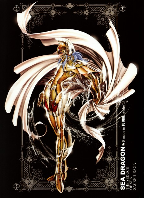 Future Studio, Saint Seiya, Sacred Saga, Gemini Kanon