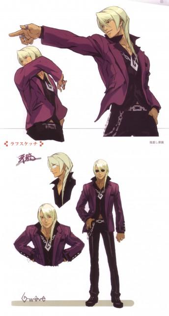 Capcom, Ace Attorney, Art of Gyakuten Saiban - Odoroki, Klavier Gavin