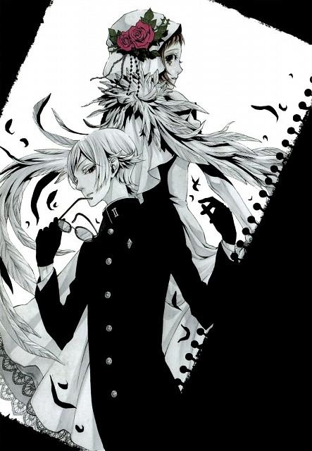 Rinka Kusunoki, Shirokuro Kitan, Ririko Benibana, Shirou Otori