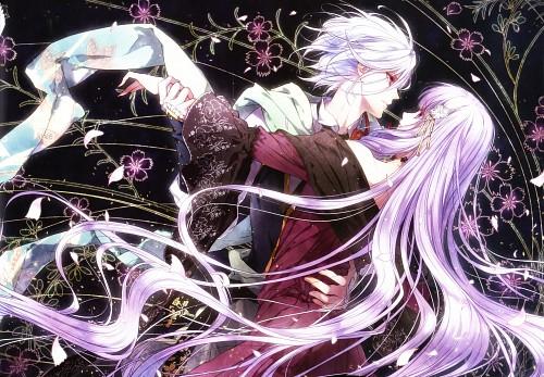 Kagerou Usuba, Idea Factory, Reine des Fleurs, Violette (Reine Des Fleurs), Orpheus (Reine Des Fleurs)