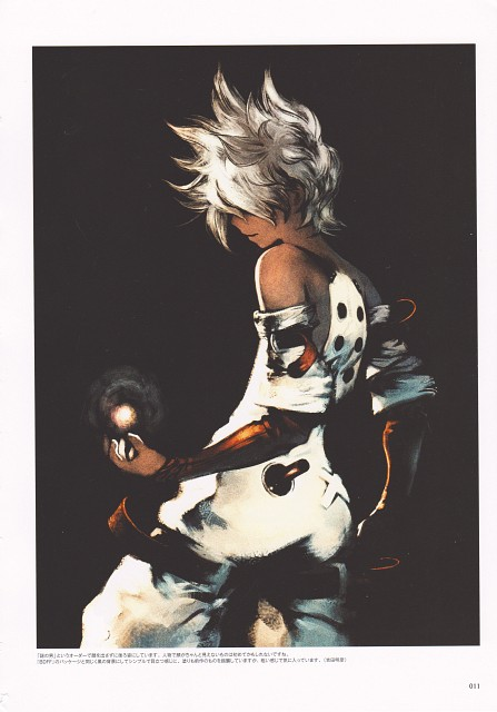 Akihiko Yoshida, Square Enix, Bravely Second, Bravely Default, Tiz Arrior