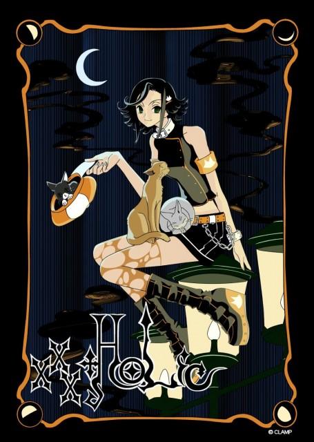 CLAMP, xxxHOLiC, Neko Musume (xxxHOLiC), Vector Art