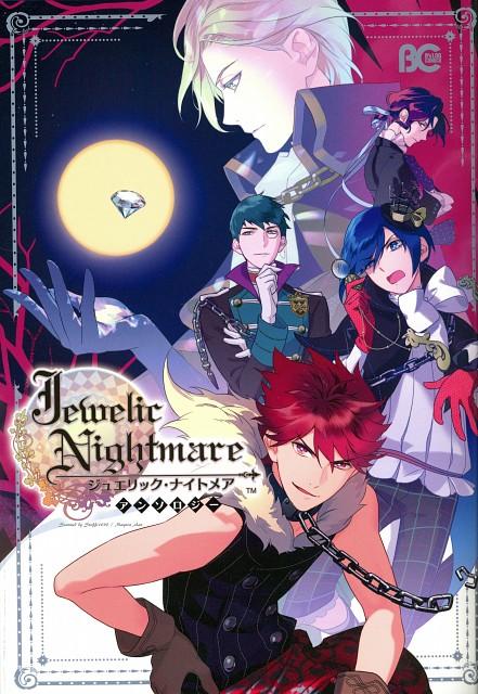Kana Yamamoto, Idea Factory, Jewelic Nightmare, Adamas (Jewelic Nightmare), Ru (Jewelic Nightmare)