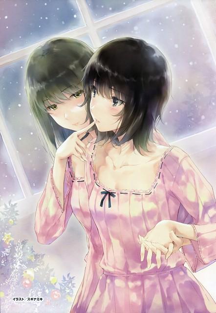 Miki Sugina, Innocent Grey, Akihabara Denkigai Matsuri 2014 Winter, FLOWERS (Visual Novel)