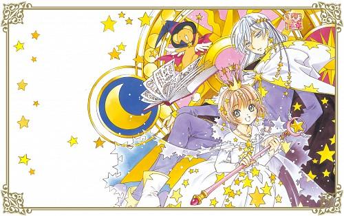 CLAMP, Cardcaptor Sakura, Keroberos, Sakura Kinomoto, Yue