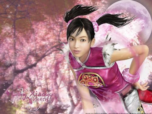 Namco, Tekken, Ling Xiaoyu Wallpaper