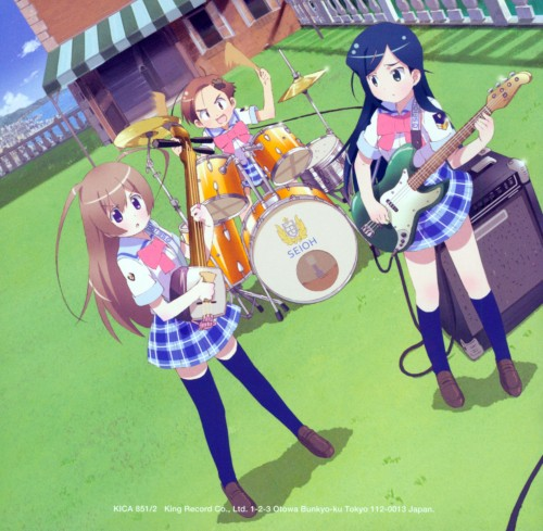 Marvelous Entertainment, Ufotable, Gakuen Utopia Manabi Straight!, Mutsuki Uehara, Momoha Odori
