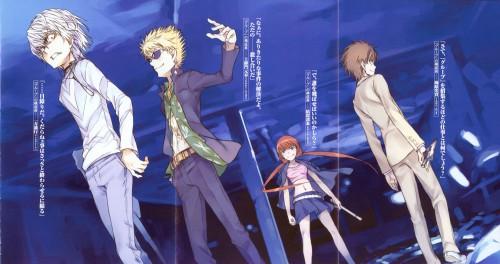 Kiyotaka Haimura, J.C. Staff, To Aru Majutsu no Index, Mitsuki Unabara, Awaki Musujime