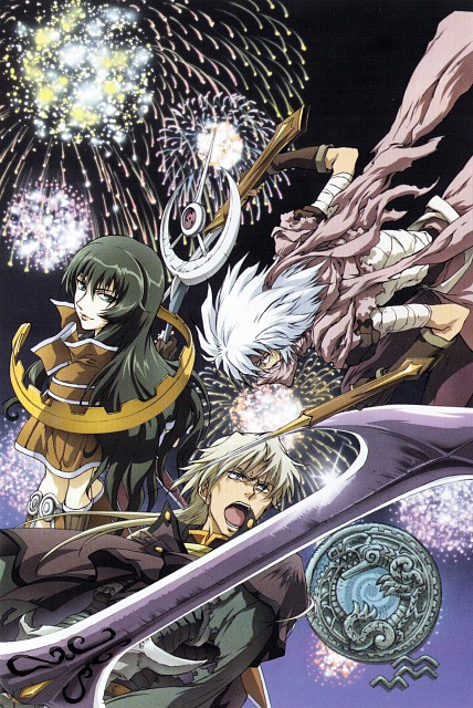 Ragnarok the Animation, Takius, Iruga