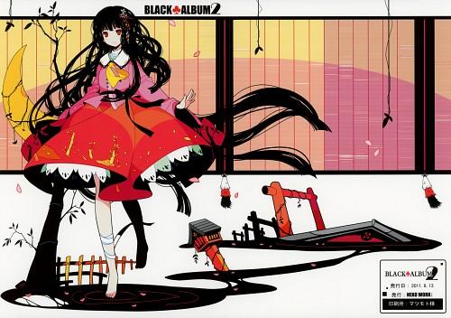 Ideolo, NEKO WORKi, Black Album 2, Touhou, Kaguya Houraisan