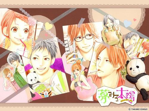 Ichigo Takano, Yume Miru Taiyou, Shimana Kameko, Zen Kenjiro, Asahi Tatsugae