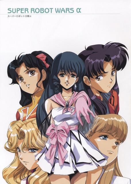 Satoshi Urushihara, Yoshiyuki Sadamoto, Gainax, Tatsunoko Production, Bandai Visual