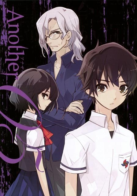 Noizi Ito, P.A. Works, Another, Mei Misaki, Tatsuji Chibiki