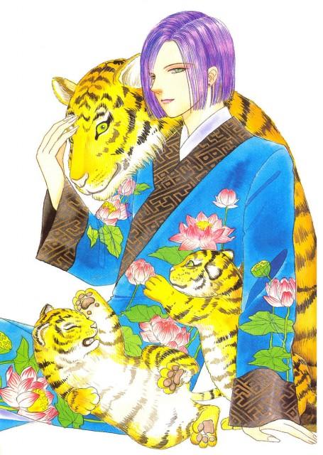 Matsuri Akino, Pet Shop of Horrors, Maboroshi no Hana Yoi no Tsuki, Count D