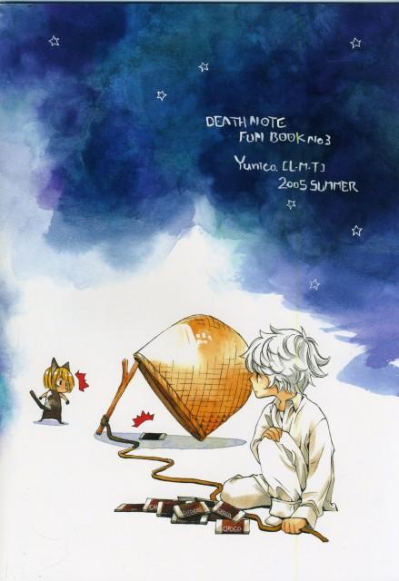 Yunico, Death Note, Near, Mello, Doujinshi