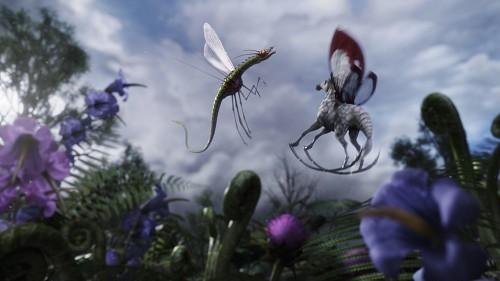 Disney, Alice In Wonderland (2010 Film), Live Action
