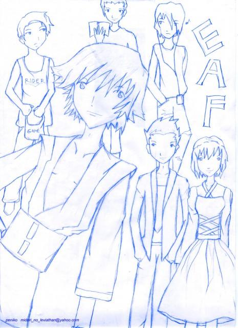 Sunrise (Studio), Mobile Suit Gundam SEED Destiny, Mobile Suit Gundam SEED, Orga Sabnak, Shani Andras