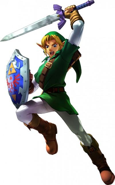 Namco, The Legend of Zelda, Link