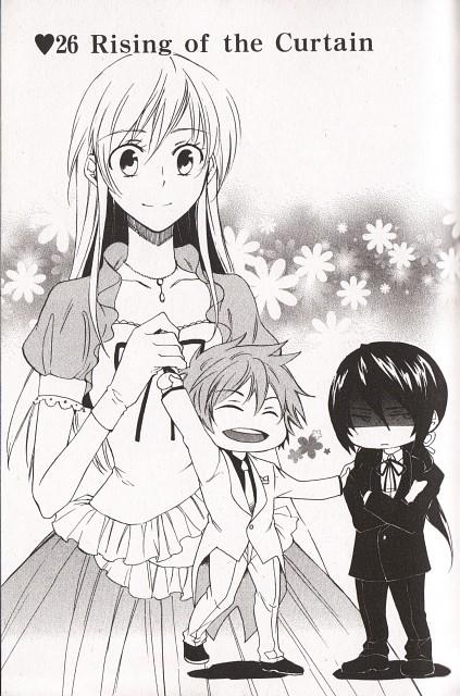 Soumei Hoshino, QuinRose, Heart no Kuni no Alice, Julius Monrey, Alice Liddel (Heart no Kuni no Alice)