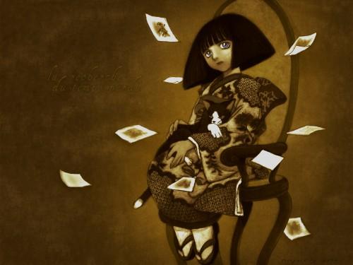Kei Toume, Fuguruma Memories Wallpaper
