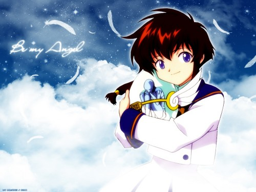 CLAMP, Angelic Layer, Misaki Suzuhara Wallpaper