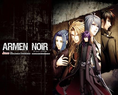 Ike (Mangaka), Idea Factory, Armen Noir, Elle (Armen Noir), Sword (Character)