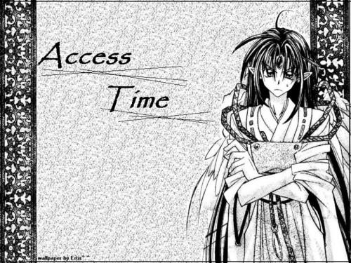 Arina Tanemura, Kamikaze Kaitou Jeanne, Access Time Wallpaper