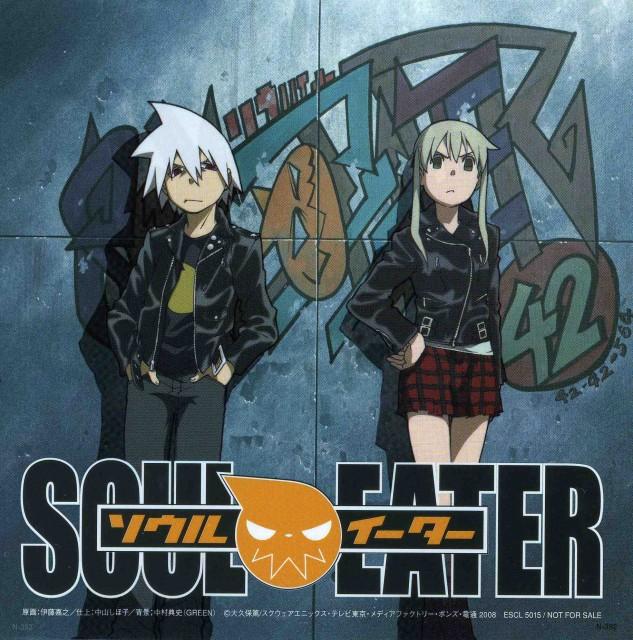 Atsushi Okubo, Soul Eater, Maka Albarn, Soul Evans