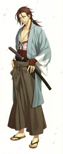 Yone Kazuki, Hakuouki Shinsengumi Kitan, Sanosuke Harada (Hakuouki), Occupations