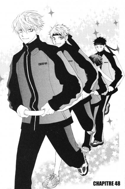 Hatori Bisco, BONES, Ouran High School Host Club, Hikaru Hitachiin, Takashi Morinozuka