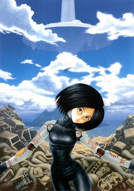 Yukito Kishiro, Madhouse, Gunnm, Ars Magna (Artbook), Alita