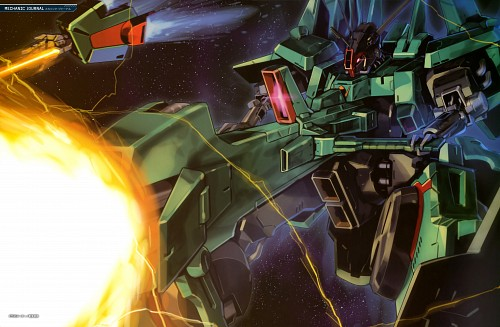 Sunrise (Studio), Mobile Suit Gundam Double Zeta, Gundam Perfect Files