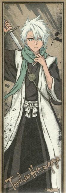 Studio Pierrot, Bleach, Toshiro Hitsugaya, Stick Poster