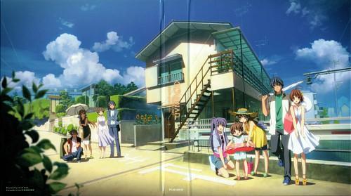 Kazumi Ikeda, Kyoto Animation, Clannad, Nagisa Furukawa, Akio Furukawa