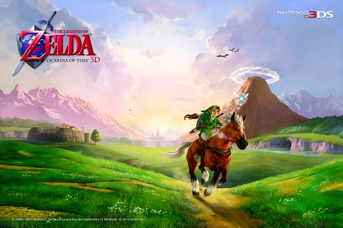 Nintendo, The Legend of Zelda, The Legend of Zelda: Ocarina of Time, Navi, Link
