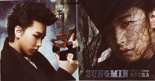 Sungmin, Super Junior