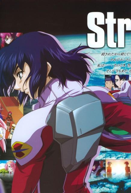 Hisashi Hirai, Sunrise (Studio), Mobile Suit Gundam SEED Destiny, Athrun Zala, Newtype Magazine