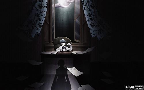 Yana Toboso, A-1 Pictures, Kuroshitsuji, Sebastian Michaelis, Ciel Phantomhive Wallpaper