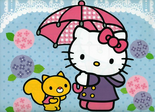 Sanrio, Hello Kitty (Series), Kitty White, Rory (Hello Kitty)