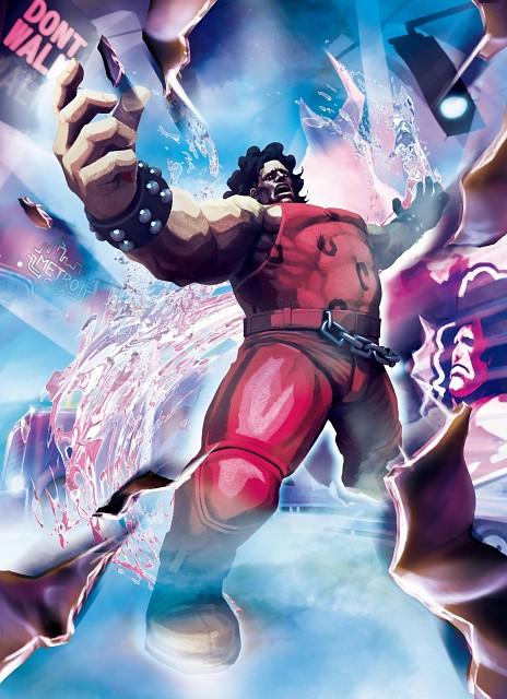 Capcom, Street Fighter x Tekken, Street Fighter, Hugo Andore