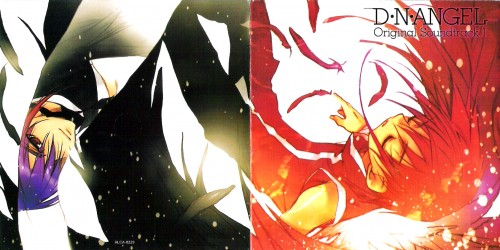 Yukiru Sugisaki, Xebec, D.N.Angel, Daisuke Niwa, Dark Mousy