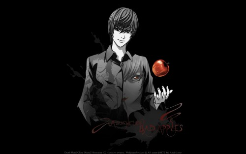Takeshi Obata, Madhouse, Death Note, Misa Amane, Light Yagami Wallpaper