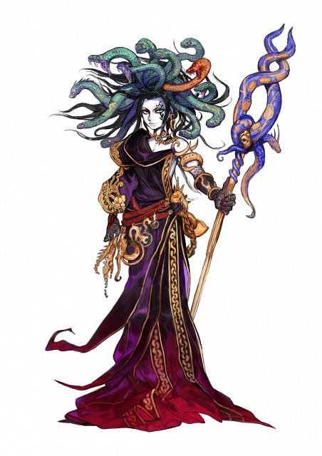 Nintendo, Kid Icarus, Medusa (Kid Icarus)